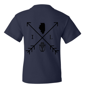 Illinois Arrows Agriculture Youth Tee