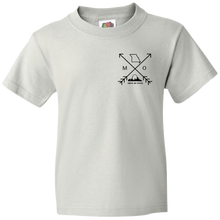 Load image into Gallery viewer, Missouri Arrows Arch Youth Tee