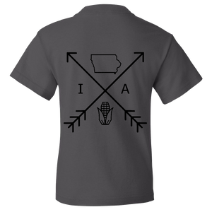 Iowa Arrows Agriculture Youth Tee