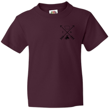Load image into Gallery viewer, Iowa Arrows Bull Youth Tee