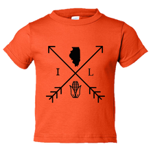 Load image into Gallery viewer, Illinois Arrows Agriculture Toddler Tee