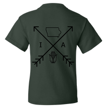 Load image into Gallery viewer, Iowa Arrows Agriculture Youth Tee