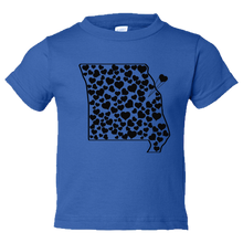 Load image into Gallery viewer, Missouri Love Kids Tee