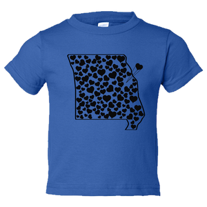 Missouri Love Kids Tee