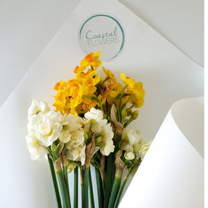 Spring flower bouquet | Coastal Flowers