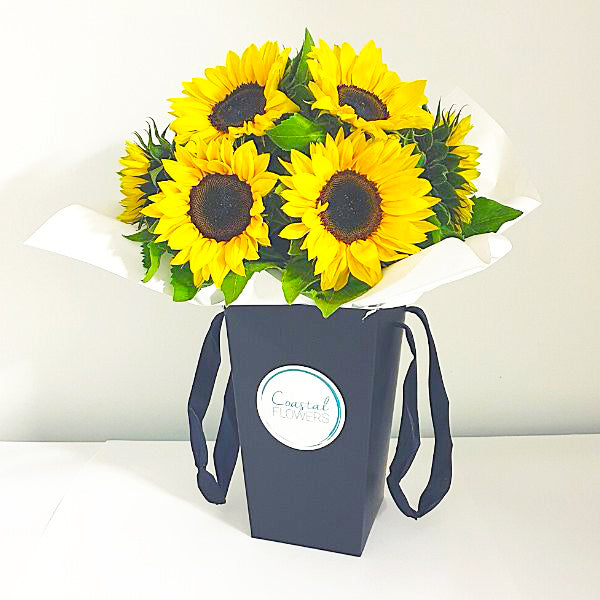 Sunflower Bouquet | Coastal Flowers