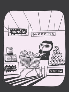Hungry Shopping
