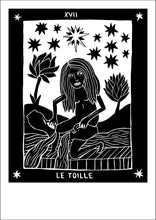 Load image into Gallery viewer, Tarot - Le Toille
