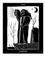 Load image into Gallery viewer, Tarot - L'hermite