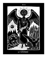 Load image into Gallery viewer, Tarot - La temperance