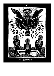 Tarot - Le Judgmand