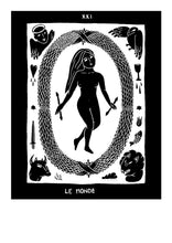 Load image into Gallery viewer, Tarot - Le Monde