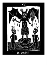 Load image into Gallery viewer, Tarot - Le Diable