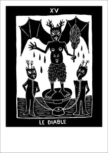 Tarot - Le Diable