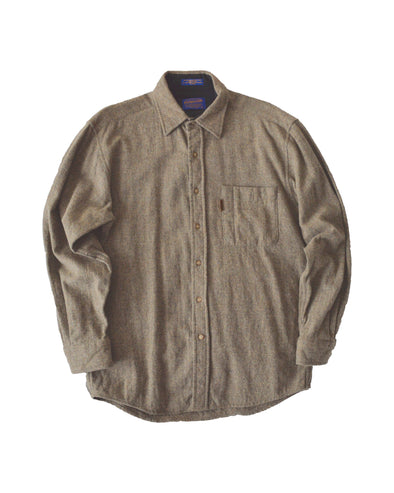 Pendleton Virgin Wool Poket Shirt