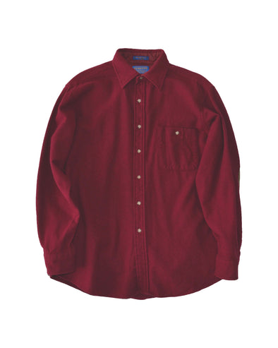 Pendleton Virgin Wool Pocket Shirt