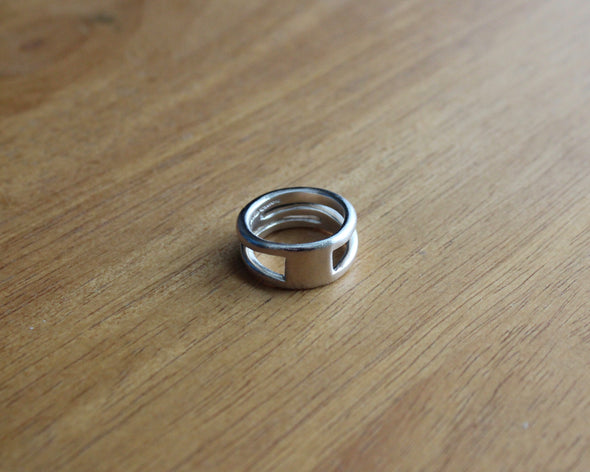 Tiffany & Co. Vintage Sterling Silver Ring
