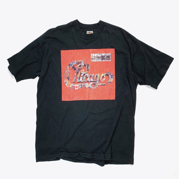 Chicago 1997 tour T-shirt