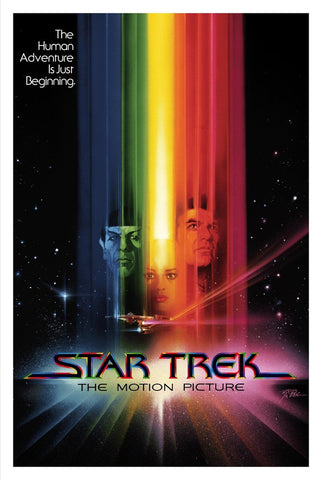 Star Trek: The Motion Picture by Bob Peak / Lyndon Willoughby