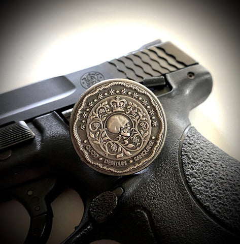 Blood Oath Marker Pin