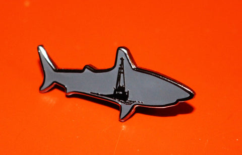 Bruce the Shark Pin