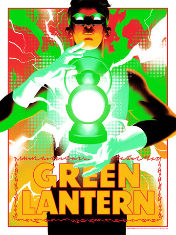 Green Lantern by Matt Taylor -
