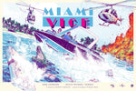 Miami Vice by Ben Terdik