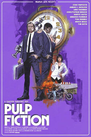 Pulp Fiction - Australia Shipping