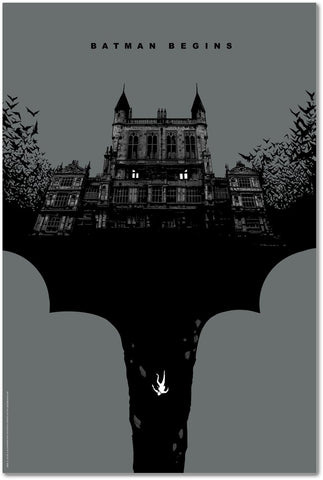 Batman Begins by Lee Garbett