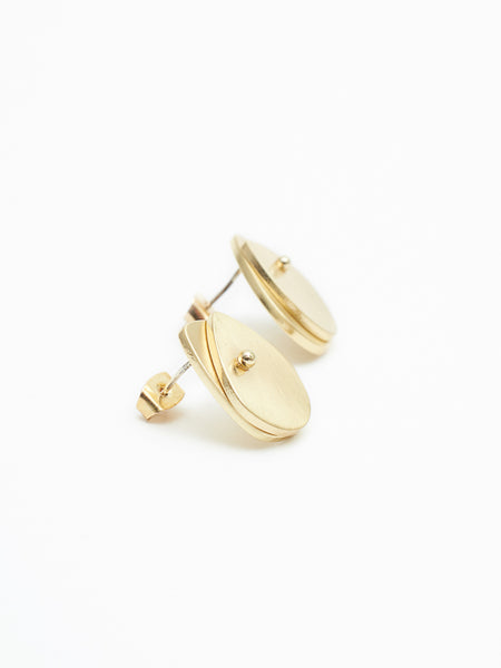 Whitton earring gold