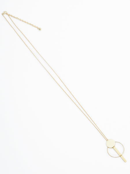 Whitton necklace gold