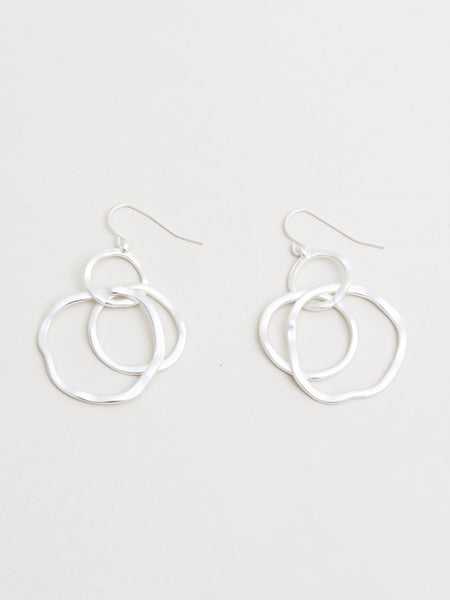 airlie earring silver