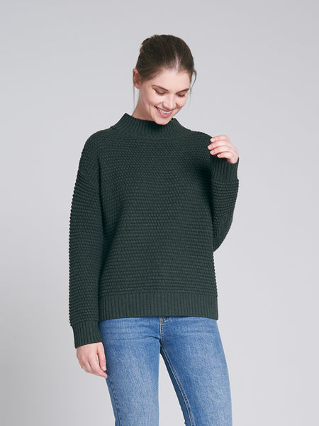 Blaire Knit Olive