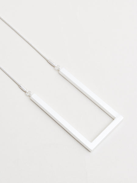 Chester Necklace Silver