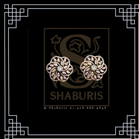 Jhumkas,Jhumki,Latest Indian Jewelry,South Indian Jewelry,Pure silver Jhumkas Indian,Indian Earrings,Indian Wedding Jewelry -NIHIRA-SHABURIS