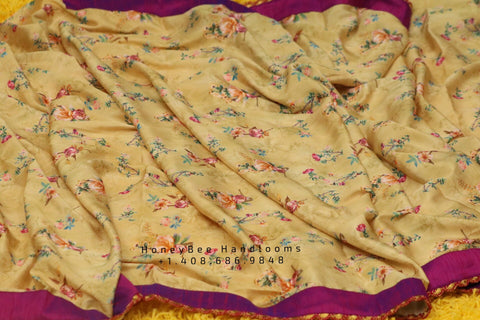Floral Saree,Cocktail Saree,Latest fusion sarees online,party wear sarees,fancy sarees,georgette sarees,sabyasachi saree inspired