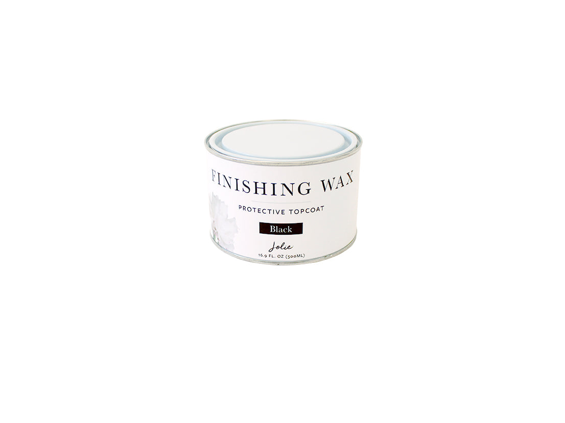 Black | Jolie Finishing Wax