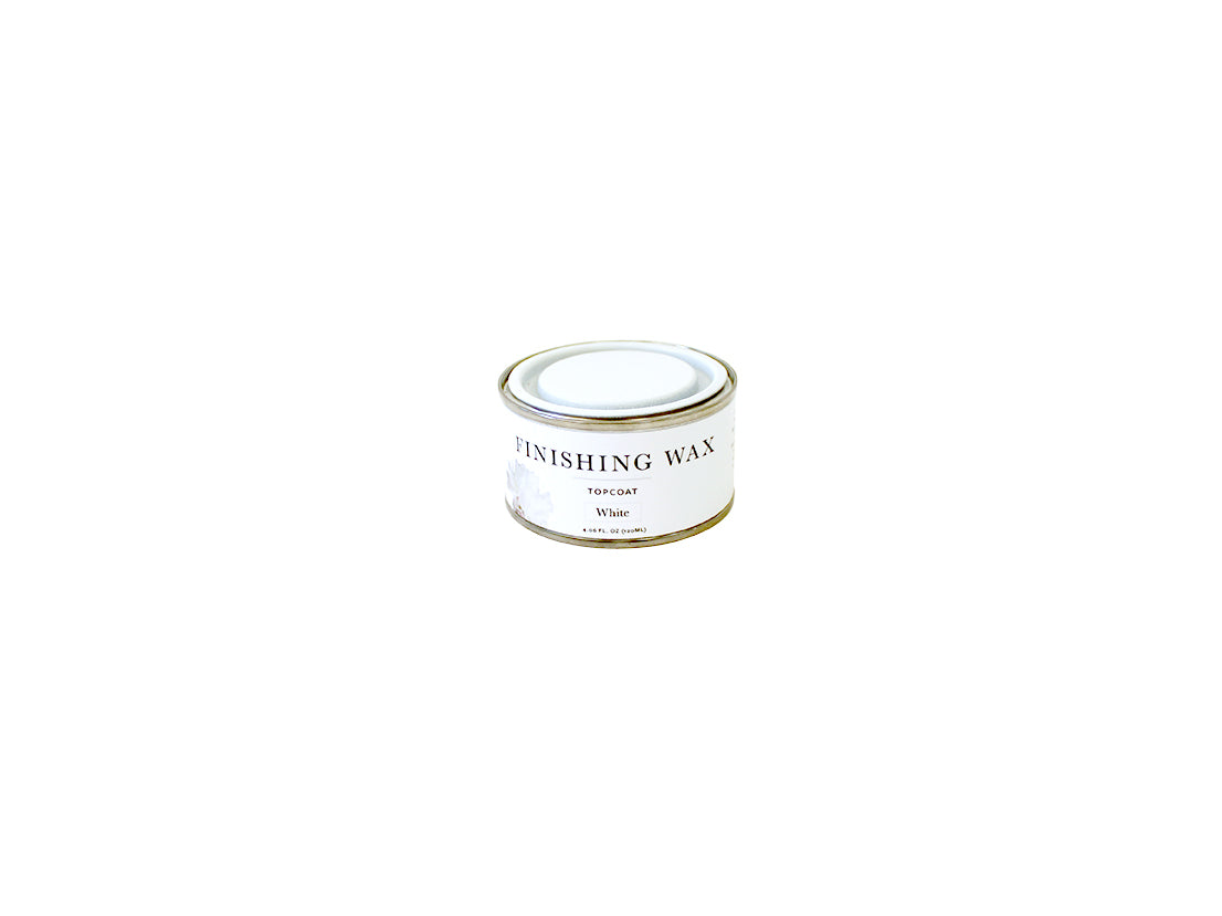 White | Jolie Finishing Wax