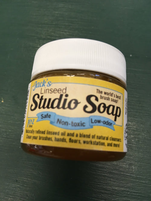 Linseed Studio Soap