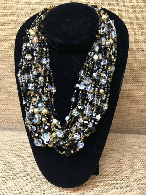 Joan Rivers Beaded Multi-Strand Necklace
