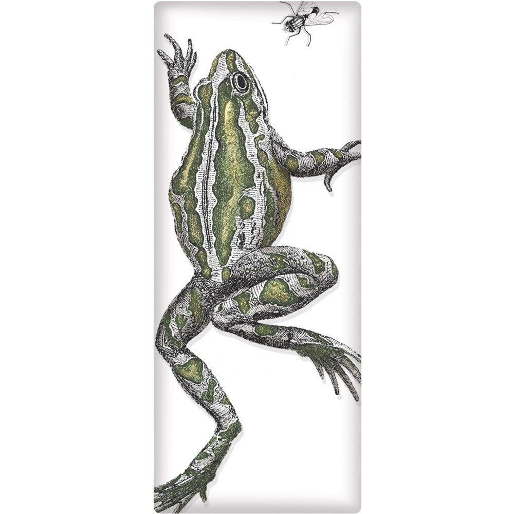 Soap, Fresh Scent Frog Design