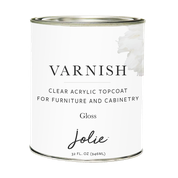 Jolie Home Varnish-Gloss & Low Luster