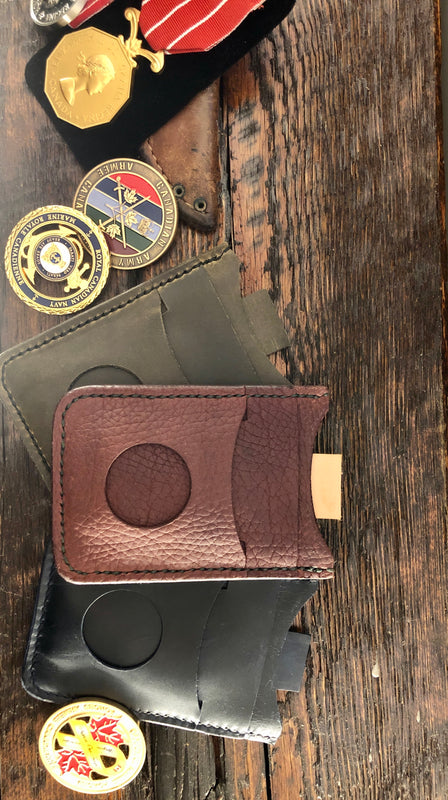 M.I.EH CC WALLET VETERAN MADE IN CANADA