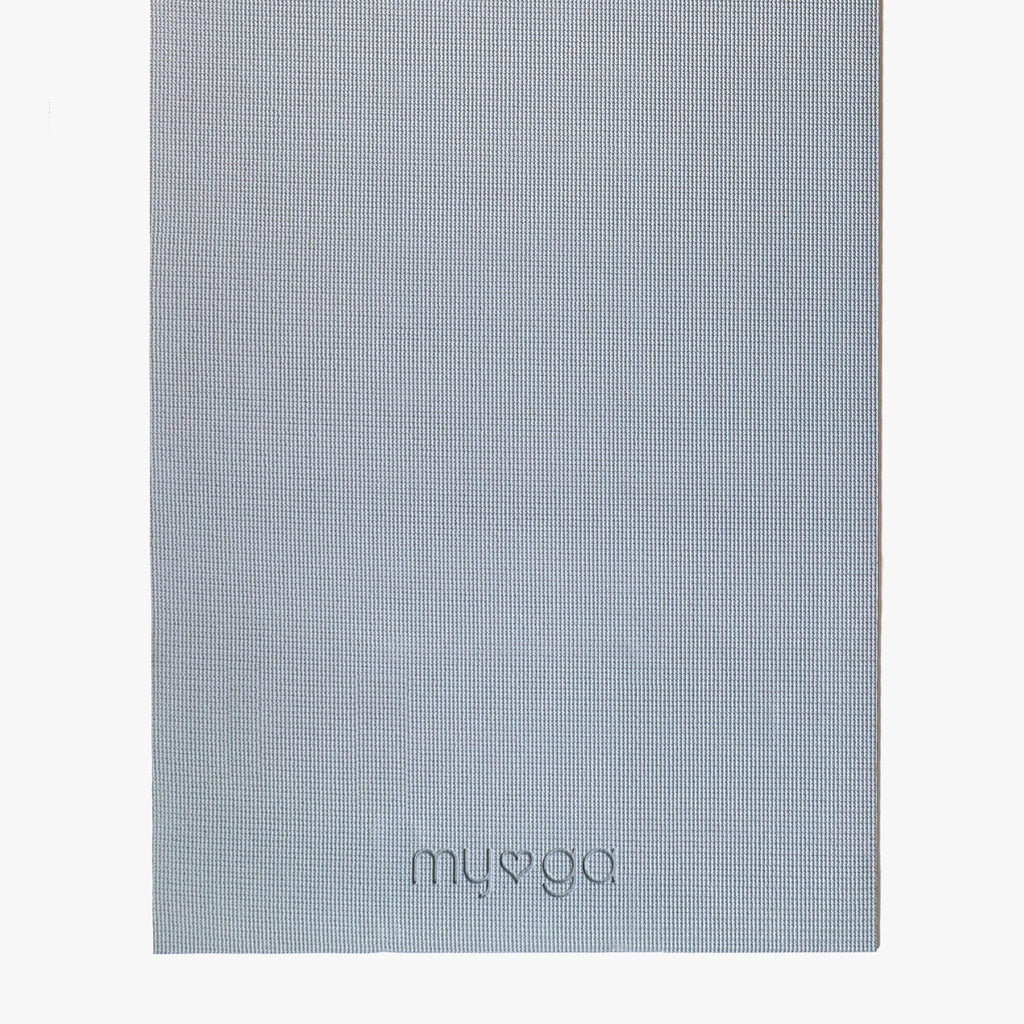 Grey Entry Level Yoga Mat