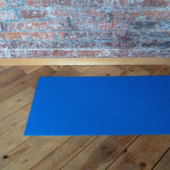 Royal Blue Entry Level Yoga Mat