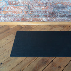 Black Entry Level Yoga Mat