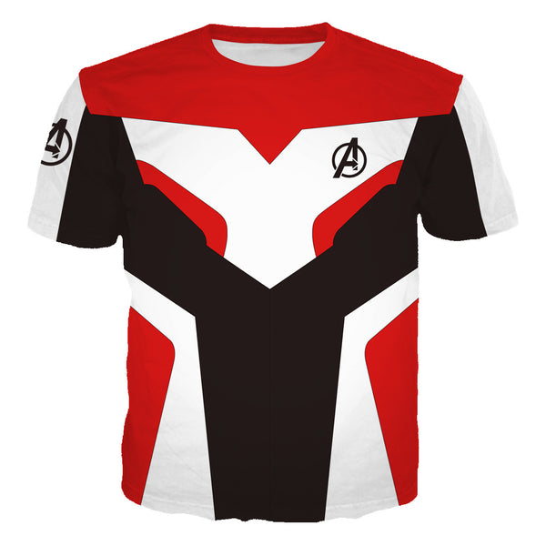 Superhero Short sleeve T shirt