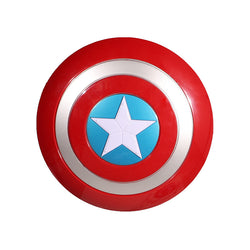 Captain America illuminate shield children's vocal flash stage play props