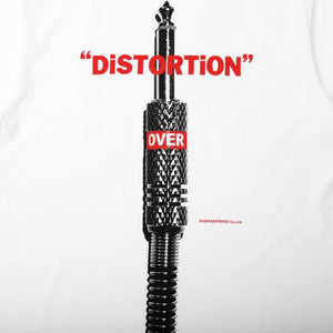 "Graphic Image #1 - OVER THE STRiPES ""DISTORTiON"""