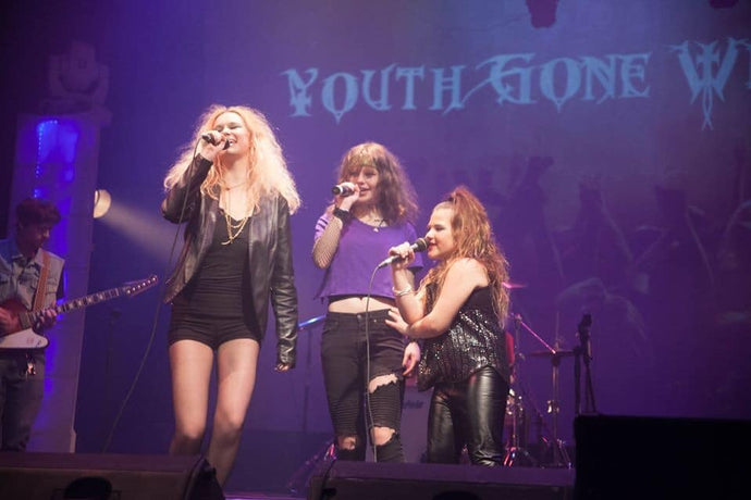 Youth Gone Wild at Seneca Queen Theatre